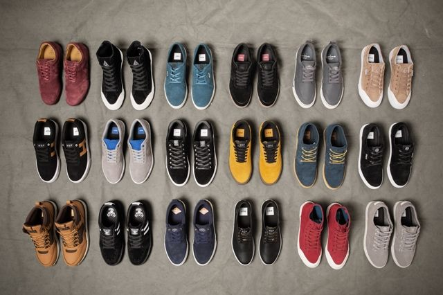 Huf Footwear Fall 2014 10