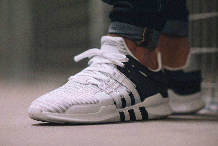 Adidas Eqt Support Adv 91 16 White Black 3