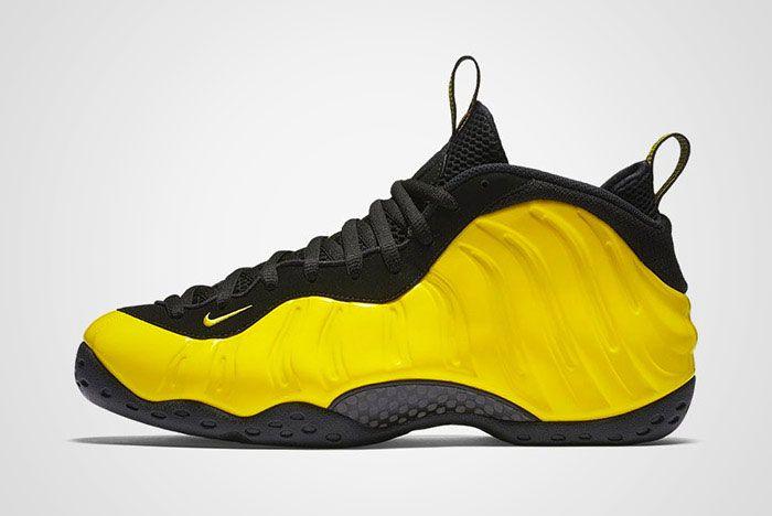 Nike Foamposite One Optic Yellow Thumb