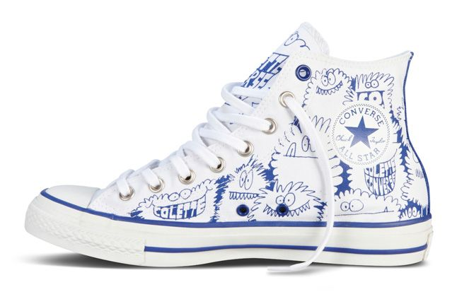 Converse X Kevin Lyons Chuck Taylor All Star Side Profile 1
