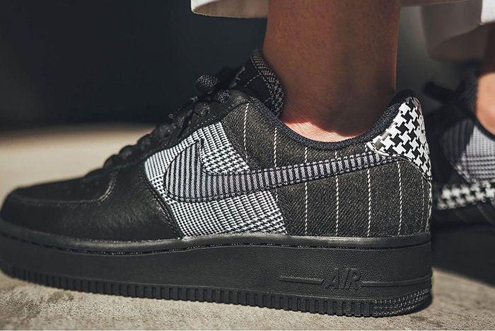 Nike Air Force 1 Checker 2
