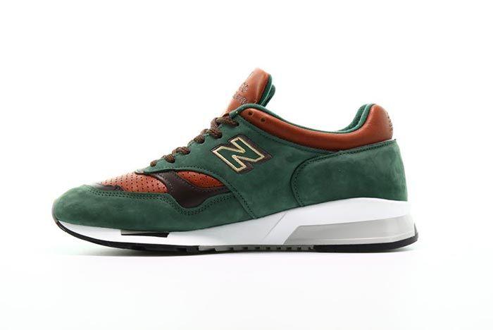 New Balance 1500 Dark Green 2