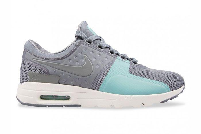 Nike Air Max Zero Wmns Grey Teal 2