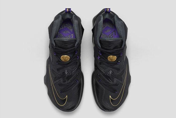 Nike Le Bron 13 Pot Of Gold Dunkman 4