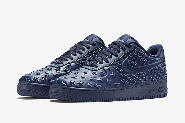 Nike Air Force 1 Lv8 Vac Tech Independence Day Navy