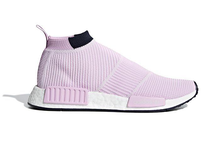 Adidas Originals City Sock Pale Pink 2