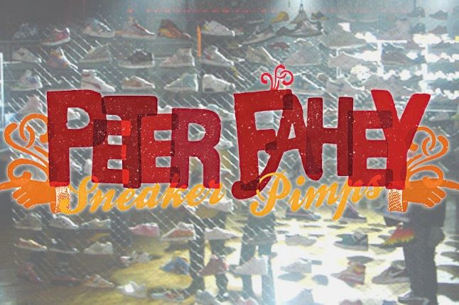 Peter Fahey Sneaker Pimps 12