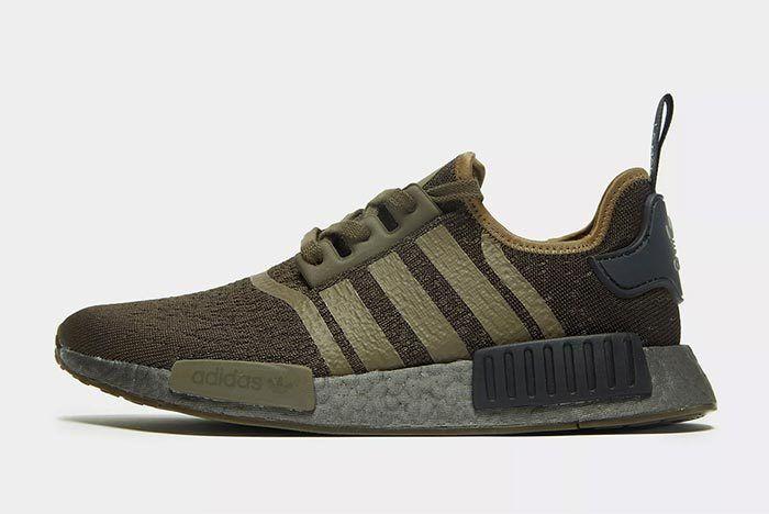 Adidas Nmd Military Green 1