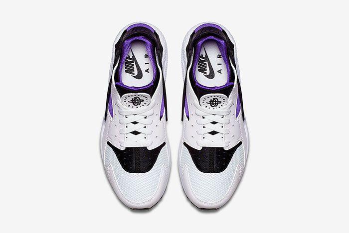 Nike Air Huarache Purple Punch 4