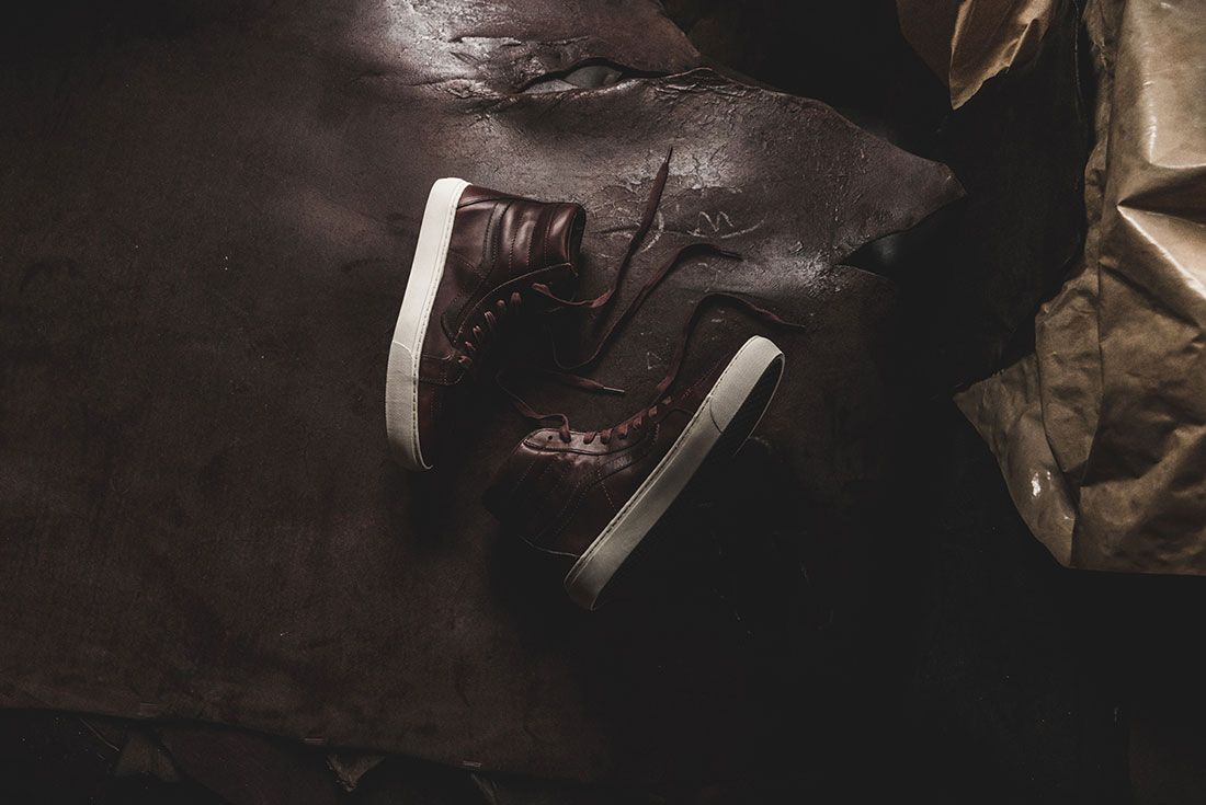 Horween Leather X Vans Vault Collection 9