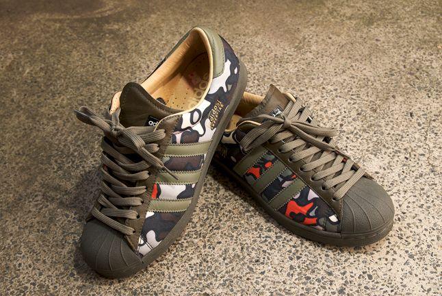 Adidas Superstar Lux Cammo 2