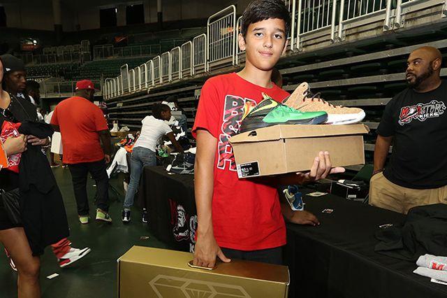 Sneaker Con Miami 201340