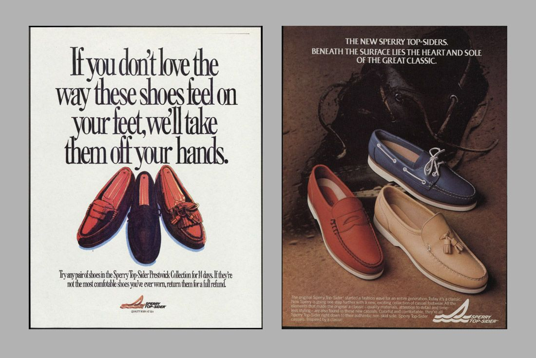 History Of Sperry 7