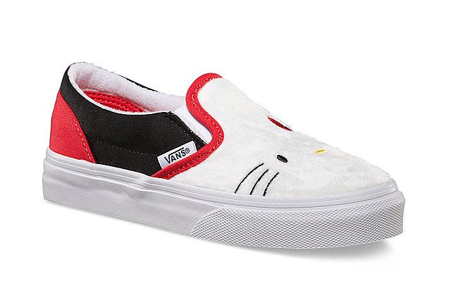 Hello Kitty X Vans Summer 2014 Collection Slip On 3