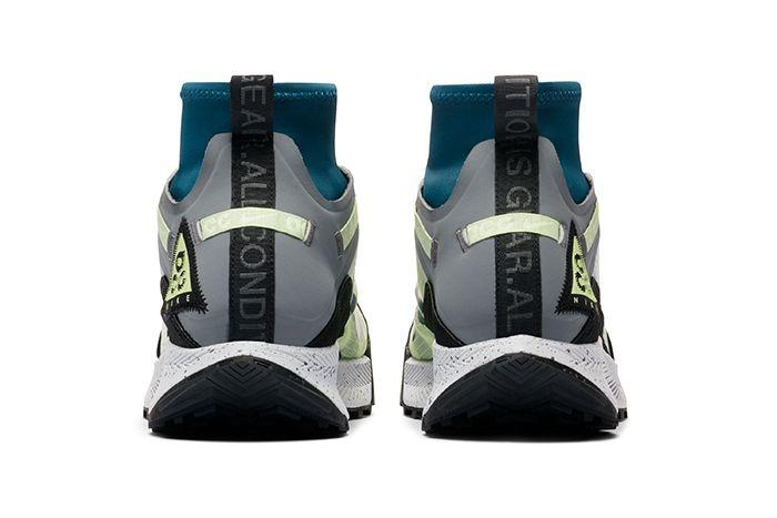 Nike Acg Zoom Terra Zaherra Barely Volt Cq0076 001 Release Date Heel
