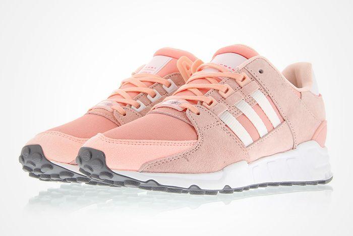Adidas Eqt Support Haze Coral 2