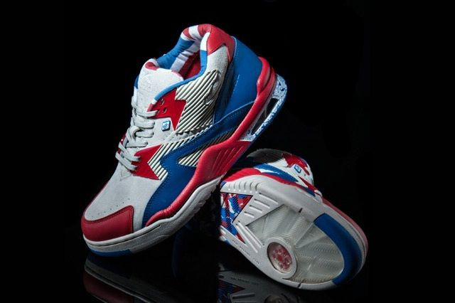 British Knights Bringback Drx Red White Blue