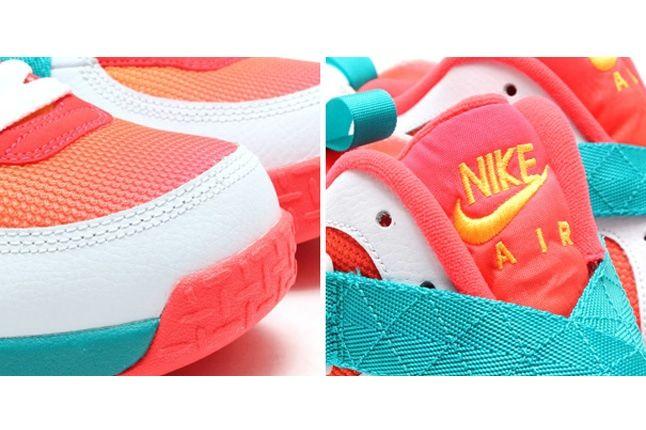Nike Air Raser Laser Crimson Bump 5