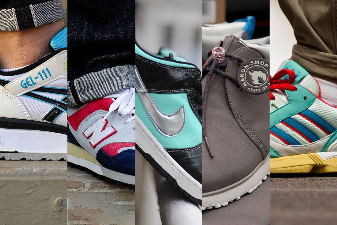 5 Sneakers Regret Selling