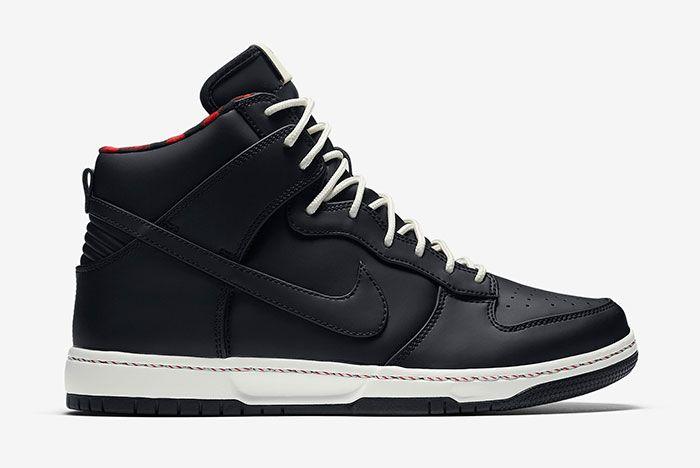 Nike Dunk Hi Black 4