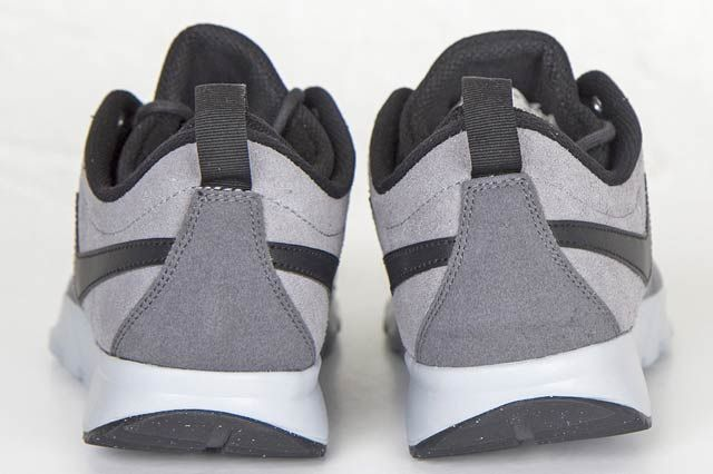 Nike Sb Trainerendor Cool Greyblackwolf Grey2