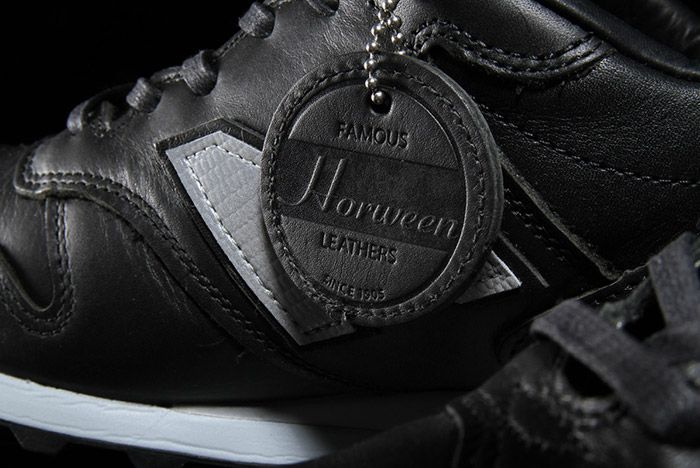 New Balance 1300 Made In Usa Age Of Exploration Black Leather 3