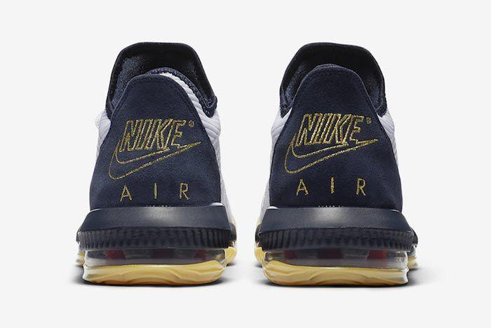 Nike Lebron 16 Low Olympic Heels