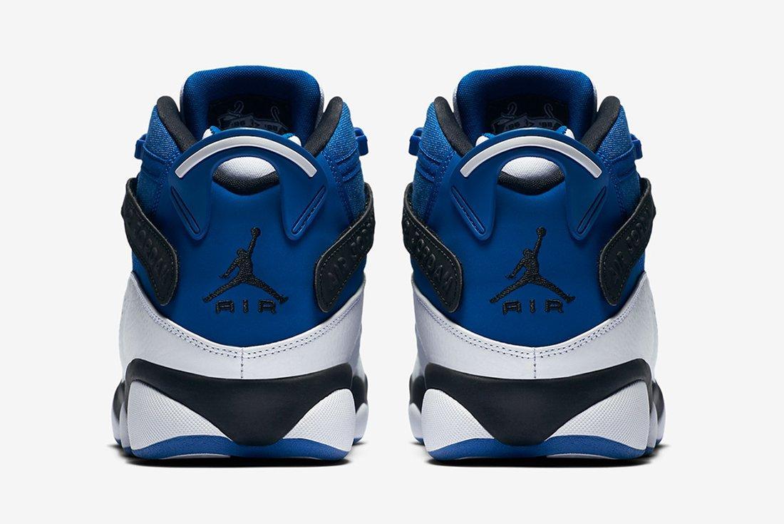 The Jordan Six Rings Returns For 201710
