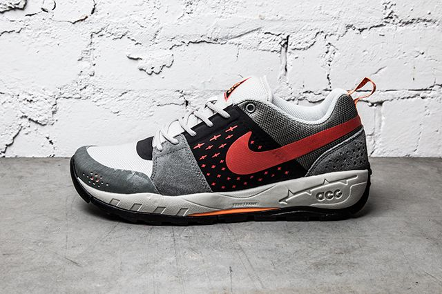 Nike Air Alder Red Grey 3