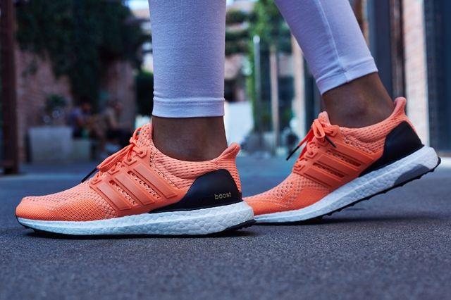 Adidas Ultra Boost Flash Orange 3