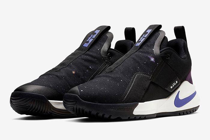 Nike Lebron Ambassador 11 Galaxy 1