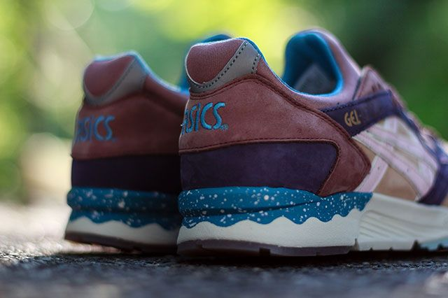 Offspring X Asics Gel Lyte V 5