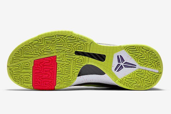 Nike Kobe 5 Protro Chaos Joker Cd4991 100 Sole