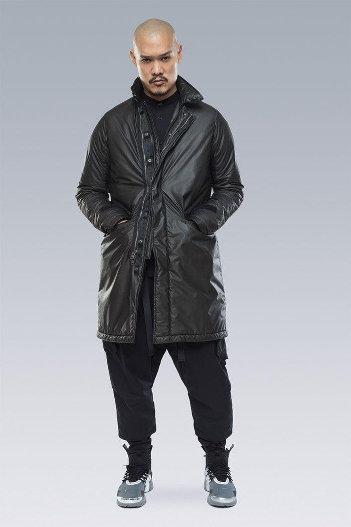 Acronym Nike Air Presto Grey Silver Black 6