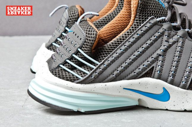 Nike Lunar Presto Newsprint Hero Blue 5 1