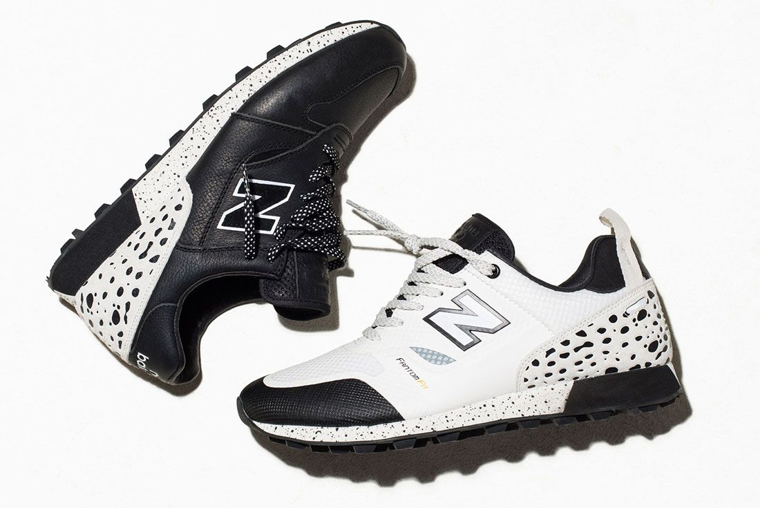 Undefeated X New Balance Trailbuster Unbalanced Pack8