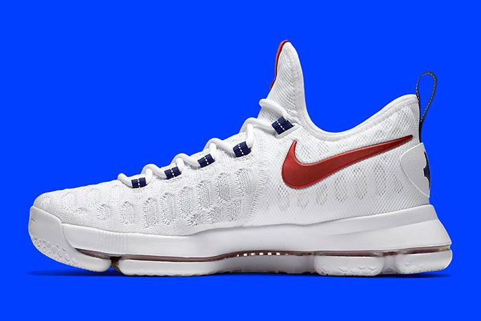 Nike Zoom Kd 9 Usa 4