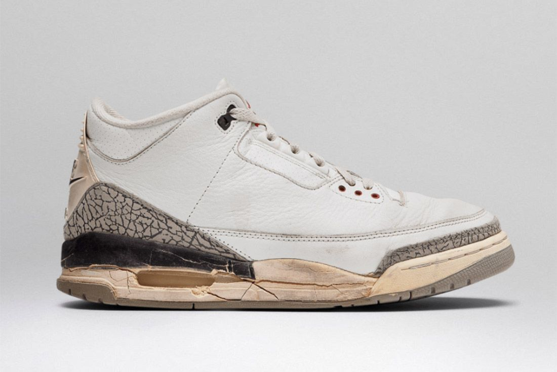 Material Matters Jordan Brand Air Jordan 3