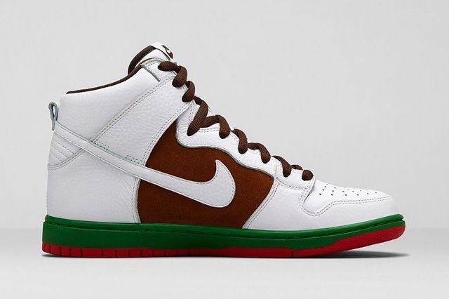 Nike Sb Dunk Hi 13Th State Bump 7