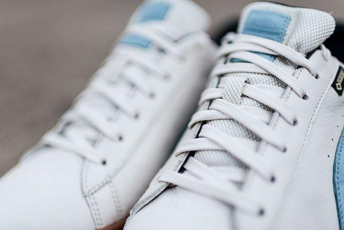 Puma Basket Gpx Gore Tex White Blue Gum 5