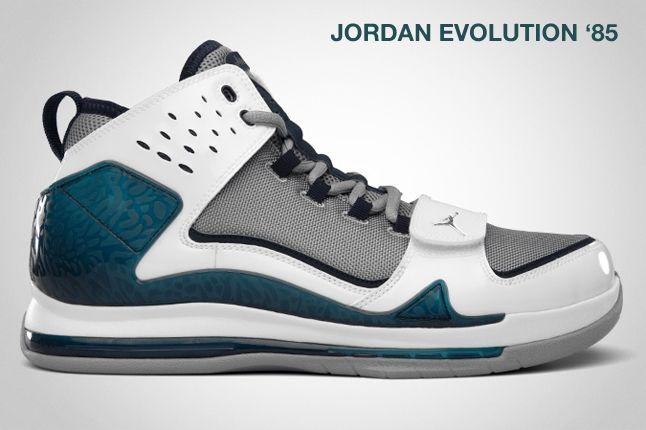 Jordan Evolution 85 Obsidian 1