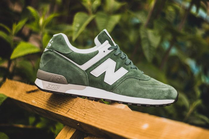 New Balance Made In England 576 Green 1
