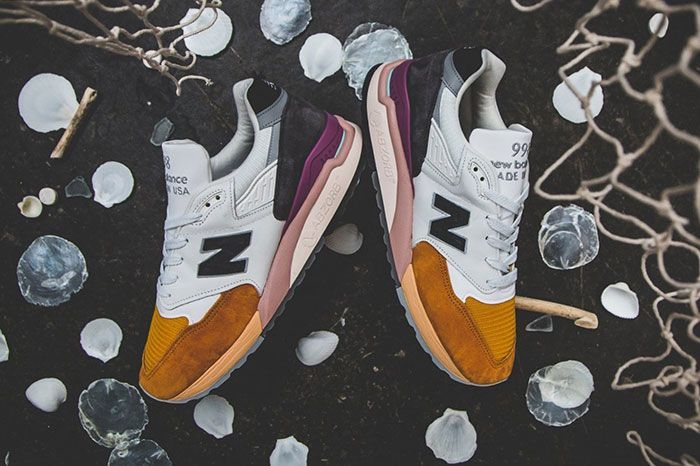 New Balance 998 Coastal Pack Orange