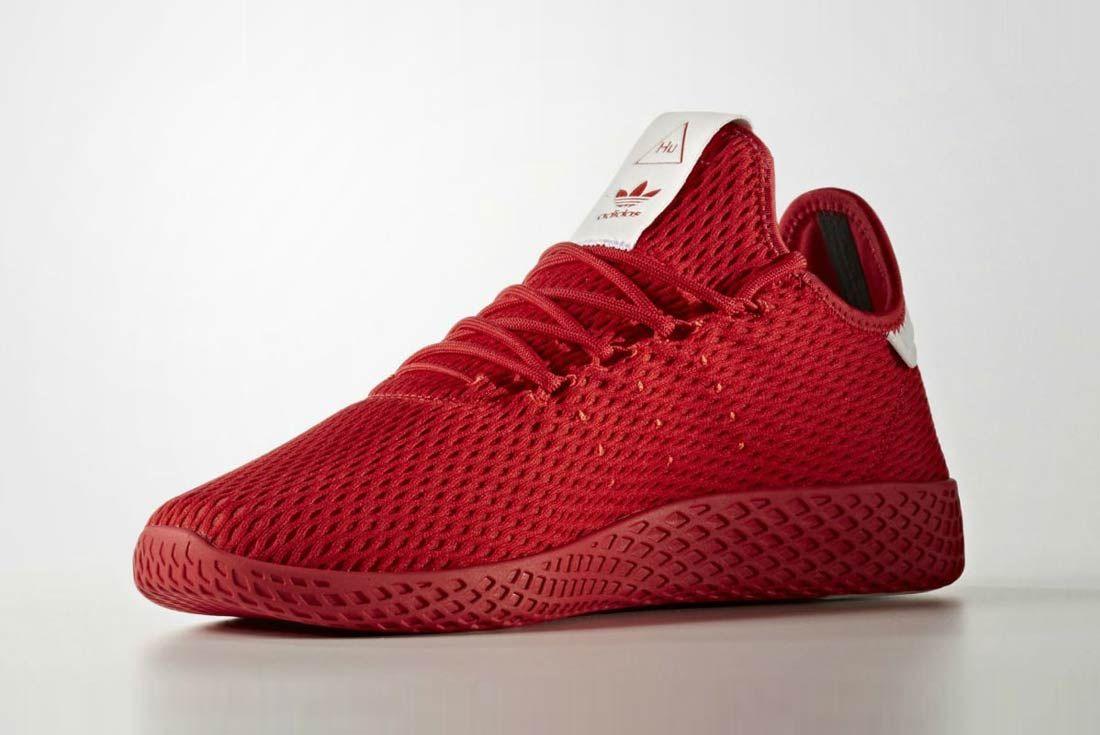 Pharrell X Adidas Tennis Hu Pack 15
