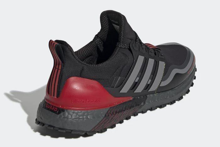 Adidas Ultraboost Guard Scarlet Back