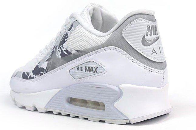 Nike Snow Camo Hyperfuse 1