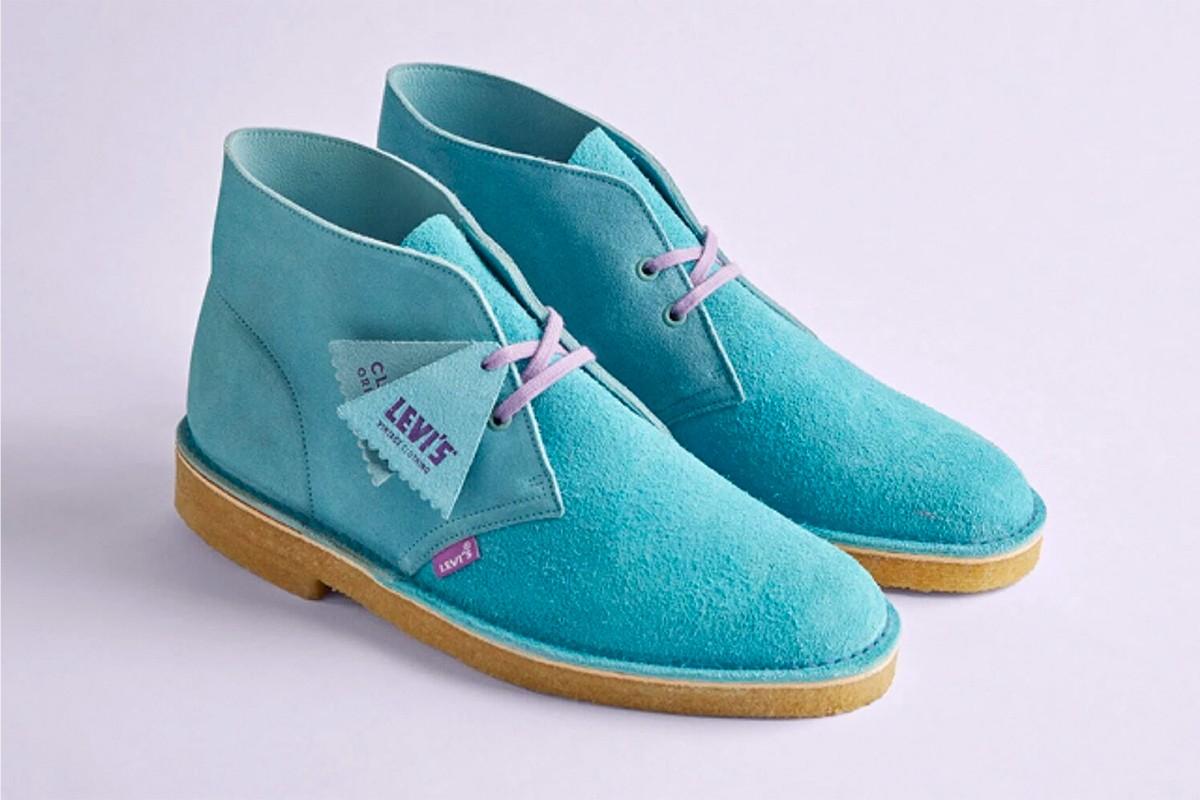 Levi's Vintage Clothing Clarks Desert Boot