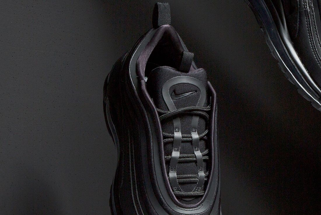 Nike Air Max 97 Black Sneaker Freaker 3