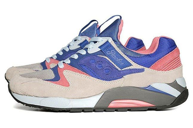 Saucony Packer Grid 900 3 1