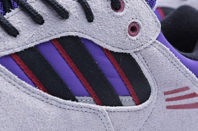 Adidas Tech Super Blast Purple Midfoot Purple 1
